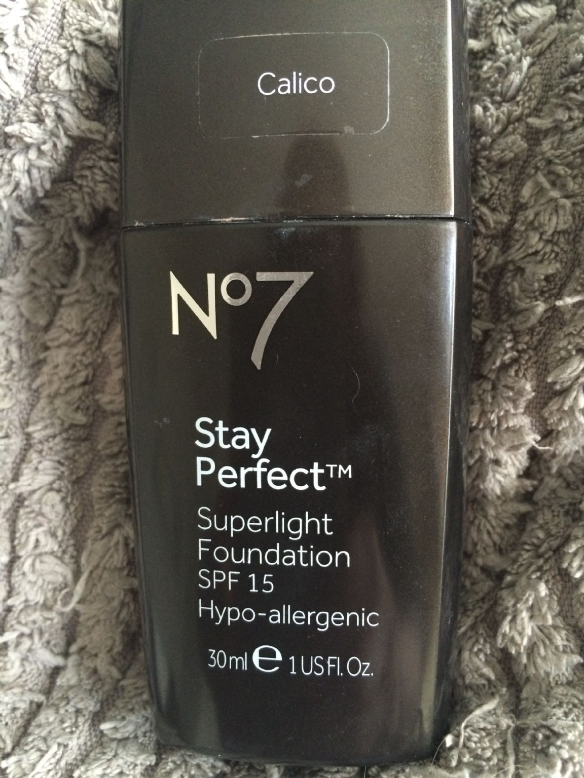 No7 Stay Perfect Superlight Foundation SPF15