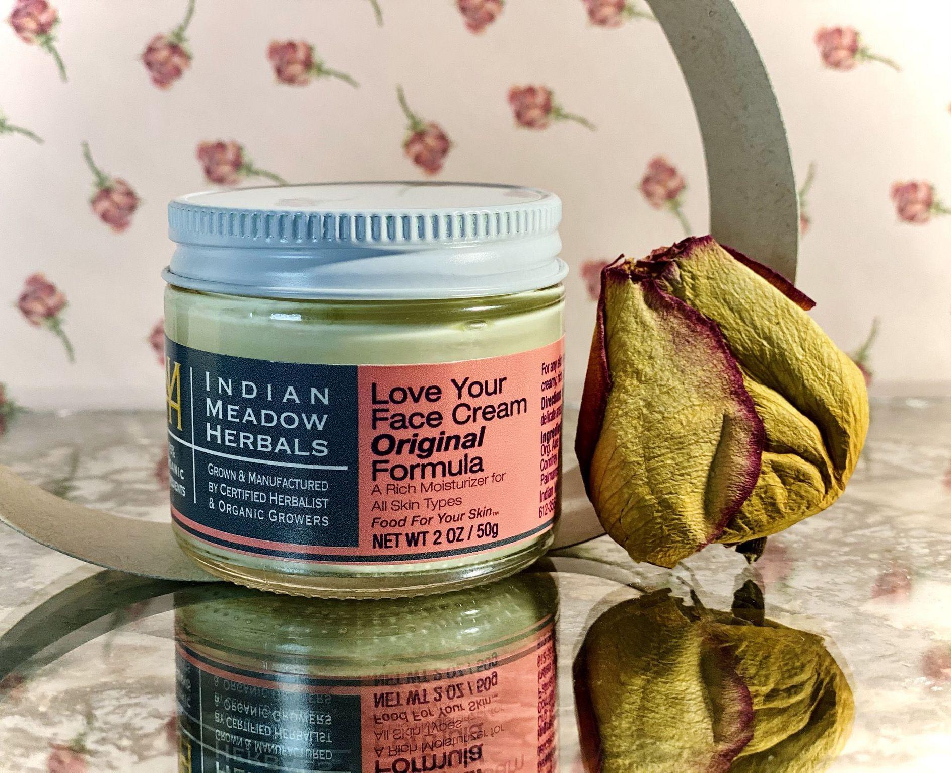 Love Your Face Cream - original formula
