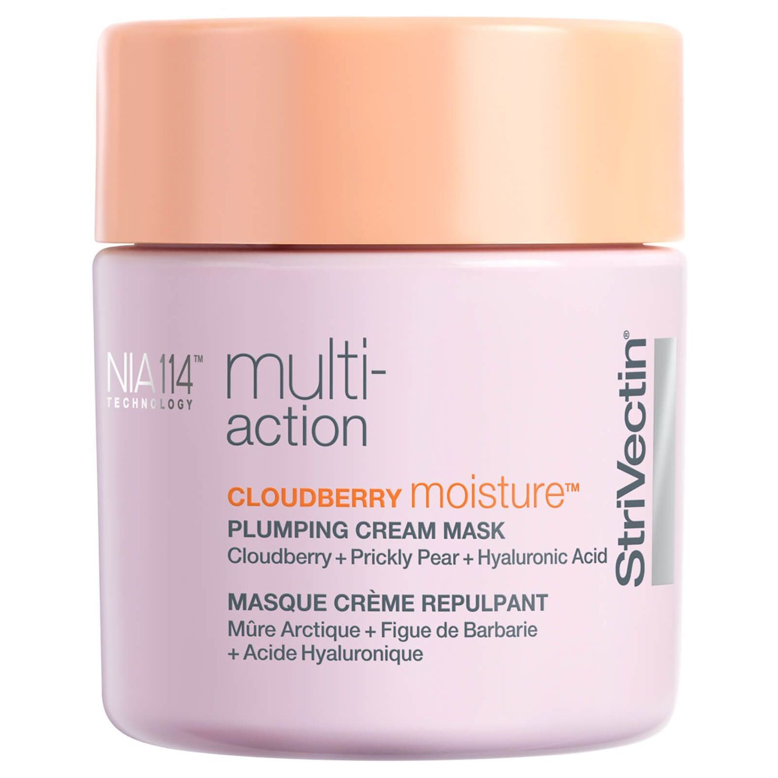 Multi-Action Cloudberry Moisture Plumping Cream Mask