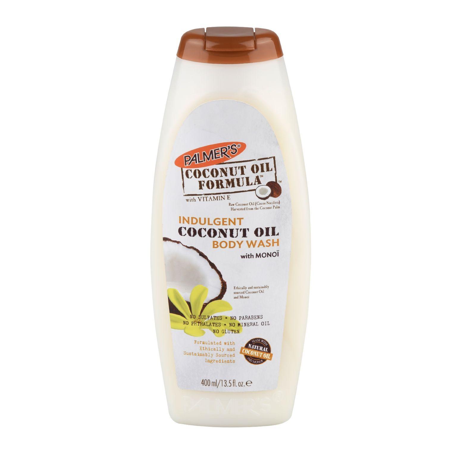 Indulget Coconut Oil Body Wash