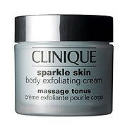 Sparkle Skin Body Exfoliating Cream