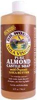Pure Almond Castile Soap