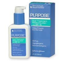 Dual Treatment Moisture Lotion with spf 15