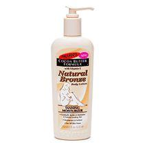Natural Bronze Gradual Tanning Moisturizer