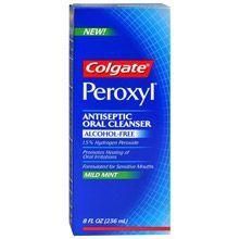 Peroxyl Mouthwash