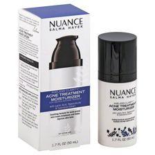 Nuance Salma Hayek Ageless Clarity Acne Treatment Moisturizer