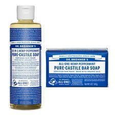 All-One Hemp Pure Castile Soap - Peppermint