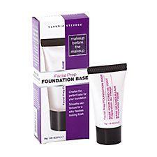 Facial Prep Foundation Base