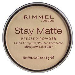 Stay Matte Pressed Powder