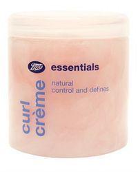 essentials curling creme