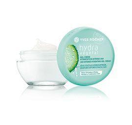 Hydra Vegetal gel creme 24h intense hydrating gel cream