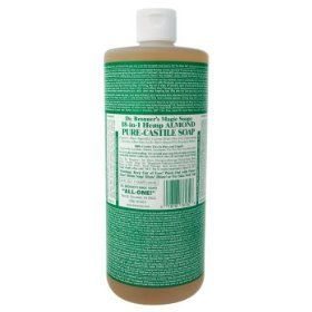 Almond Castille Soap