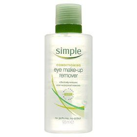 Conditioning Eye Make-Up Remover