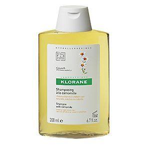Shampoo with Chamomile