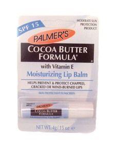 Cocoa Butter Formula Moisturizing Lip Balm with Vitamin E & SPF 15