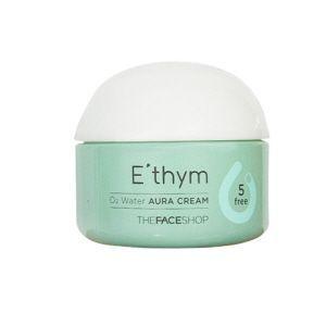 E'thym O2 Water Aura Cream