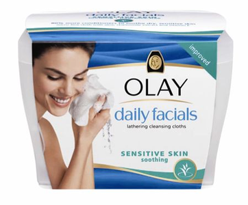 Olay Daily Facials