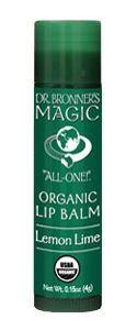 Magic All-One! Organic Lip Balm - Lemon Lime
