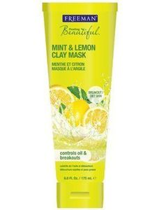 Freeman Facial Clay Mask - Mint & Lemon