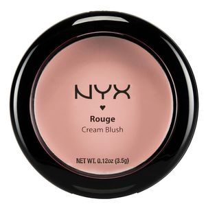NYX Professional Makeup Rouge Cream Blush - Natural