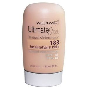 wet n wild Ultimate Sheer Tinted Moisturizer - Sunkissed