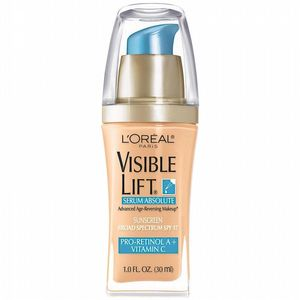 L'Oreal Paris Visible Lift Serum Absolute Advanced Age-Reversing Makeup