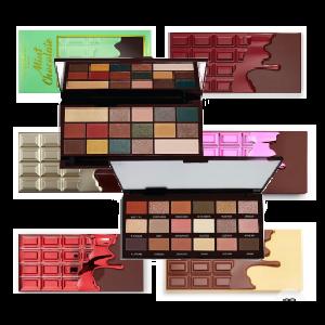 I Heart Revolution - I Heart Chocolate eyeshadow palette - All varieties