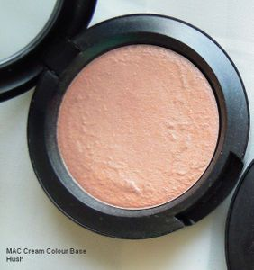 MAC Cream Colour Base in Hush