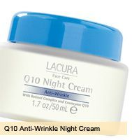 Lacura Q10 Anti-Wrinkle Night Cream