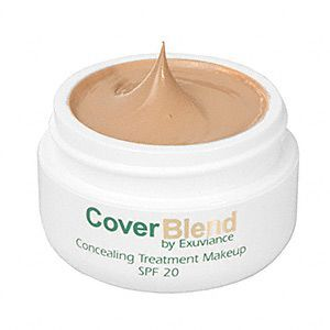 Exuviance Coverblend Concealing Treatment Makeup SPF 20