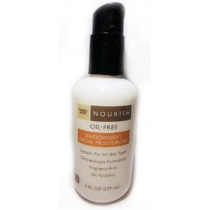 Nourish Oil-Free Antioxidant Facial Moisturizer