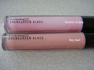 MAC Cosmetics Cremesheen Lipglass in Boy Bait