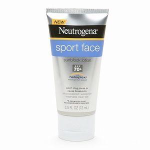 Ultimate Sport Face Sunblock
