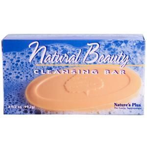 Natural Beauty Cleansing Bar