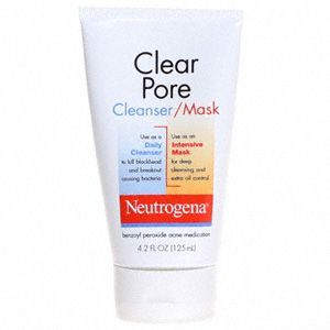 Neutrogena Clear Pore Cleanser Mask