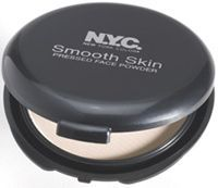 New York Color Smooth Skin Pressed Powder