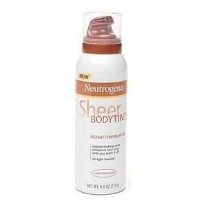 Sheer Body Tint Light-Medium