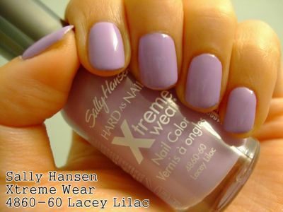 Sally Hansen Xtreme Wear Lacey Lilac 270