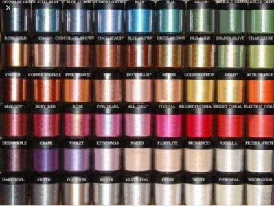 MAC All Pigment Powders