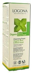 Cleansing Foam, Mint for combination skin