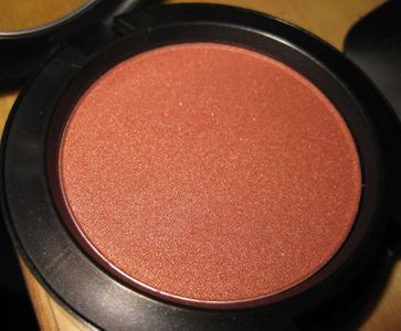 MAC Sheertone Shimmer - Peachtwist