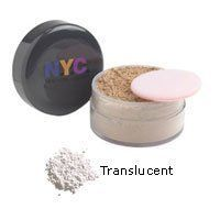 New York Color Loose Face Powder - Translucent