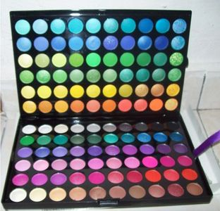 BH Cosmetics 120 Color Palette 1st Edition