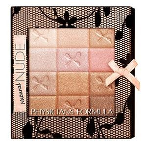 Physicians Formula Shimmer Strip Custom All-In-1 Nude Palette For Face & Eyes