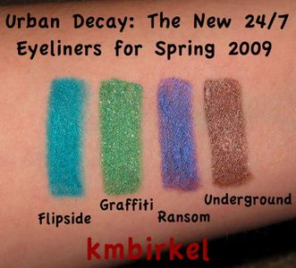 Urban Decay 24/7 Glide-On Eye Pencil in Underground