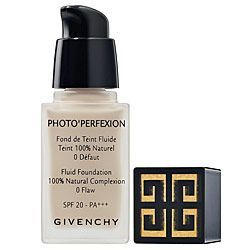 GIVENCHY Photo'Perfexion 100% Natural Complexion 0 Flaw