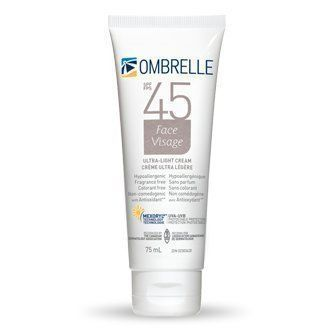 SPF 45 Face Ultra-Light Cream
