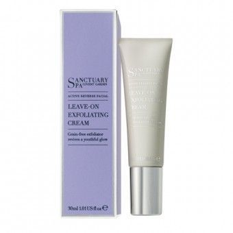 Active Reverse Facial Leave-On Exfoliating Cream
