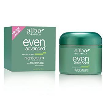 Even advanced sea renewal night cream