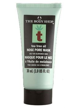 The Body Shop Tea Tree Oil Nose Pore Mask (Uploaded by jwyl)